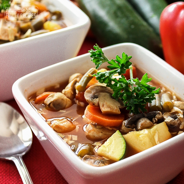 7-Day Soup Diet