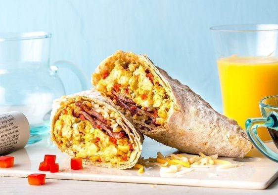 Breakfast Burritos Recipes for Weight Loss