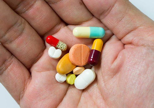 Over-the-counter weight-loss pills