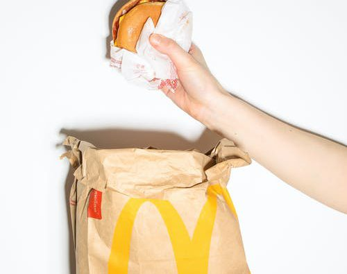 How fast food affects the body
