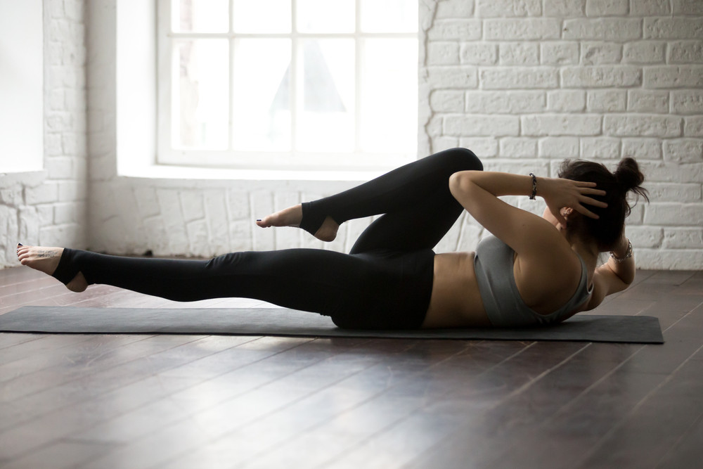 Stomach Exercises for Weight Loss