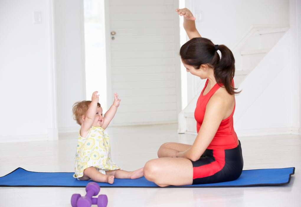 Ways to Lose Weight While Breastfeeding
