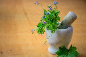 4 Herbs That Help With Weight Loss
