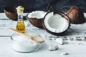Coconut Butter Every day. All Pluses